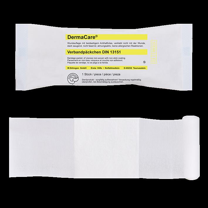 DermaCare® Verbandpäckchen DIN mittel