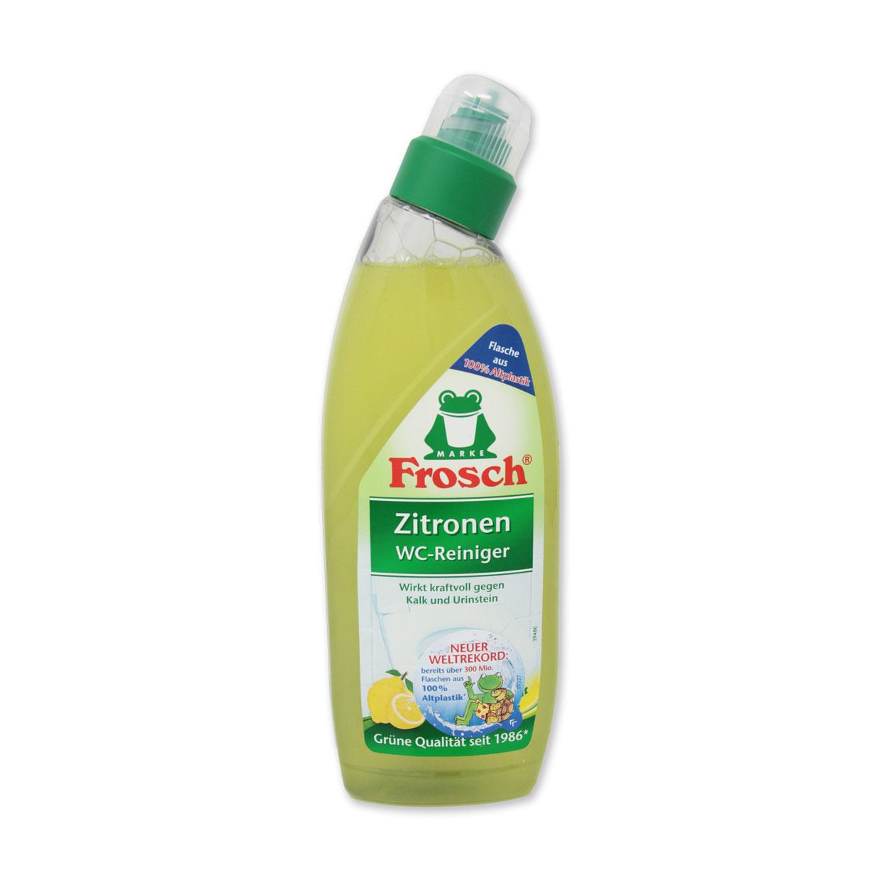 Frosch Zitronen-WC-Reiniger - 750 ml - Flasche