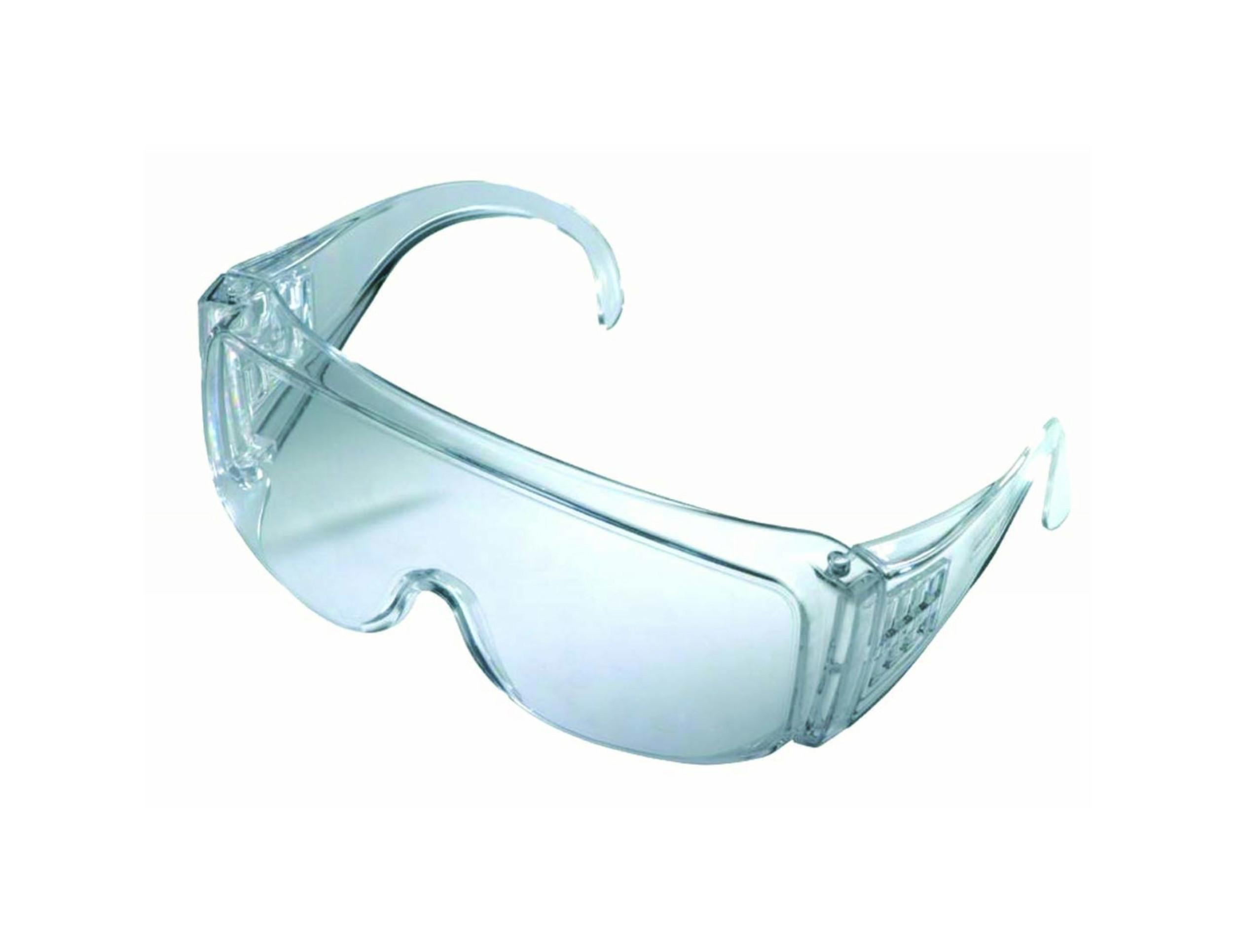 Schutzbrille | Besucherbrille / EN 166 F 2001