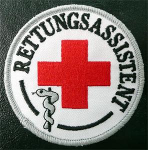 Fachkraftabzeichen Rettungsassistent