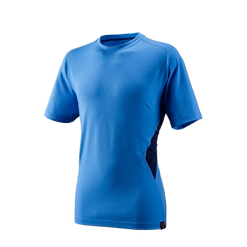 Pure Comfort Shirt blue