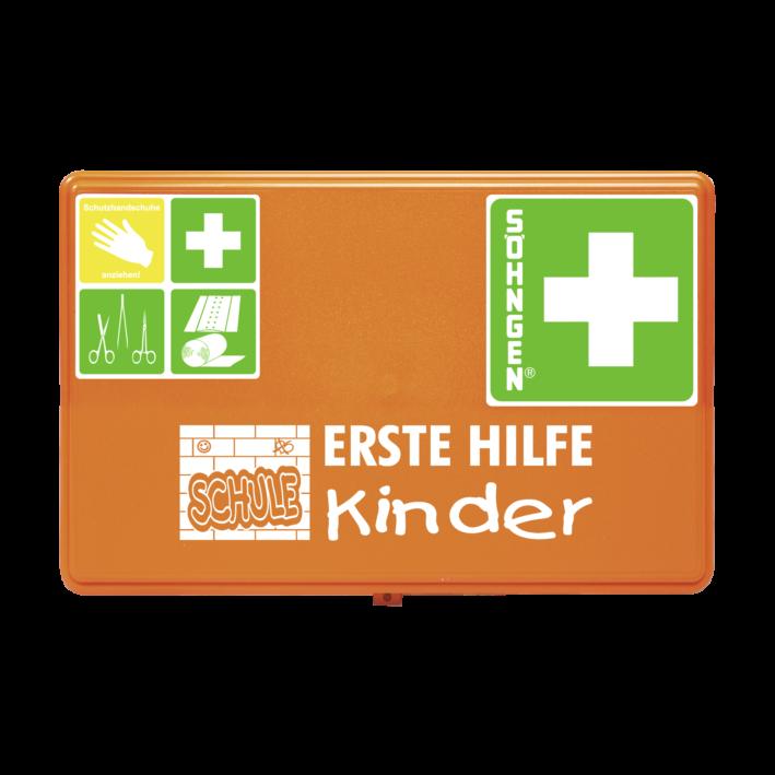 Erste-Hilfe-Verbandkasten SCHULE
