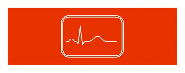 Normsymbol: EKG 109 x 37 mm