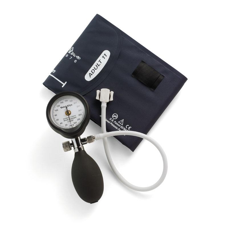 DuraShock Blutdruckmessgerät DS54 Ø 50 mm, 1-Schlauch für Erwachsene