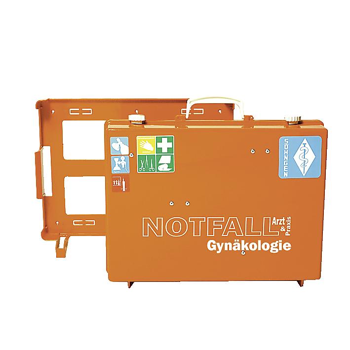 Arzt + Praxis Gynäkologie Notfallkoffer