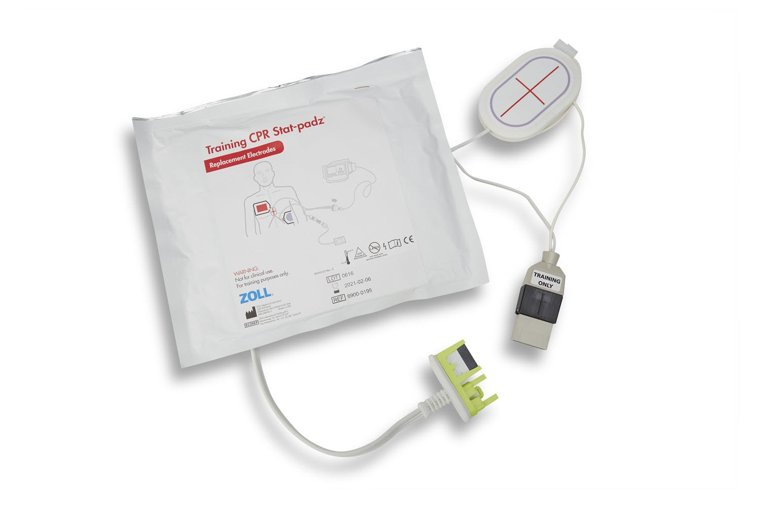 CPR Stat-padz Trainings-Elektrode