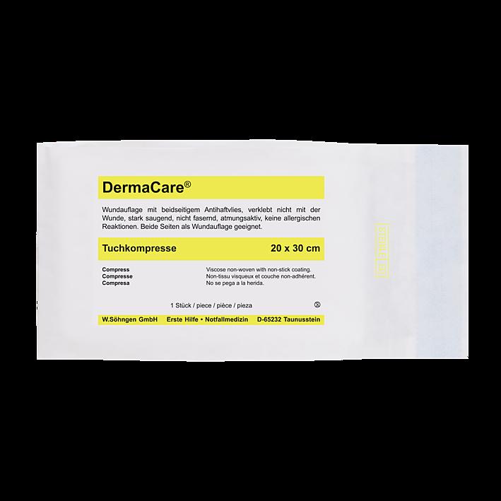 DermaCare® Tuchkompresse 20 x 30 cm