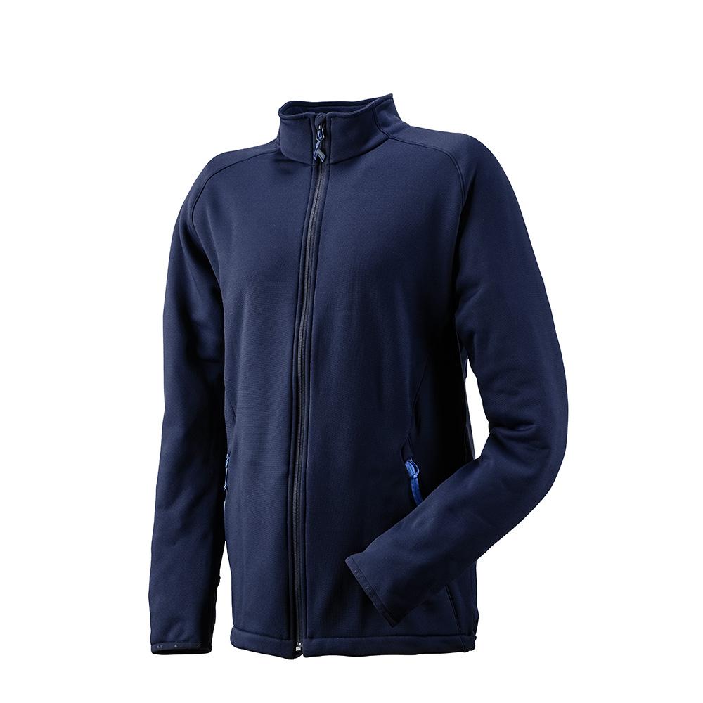Fleece Jacket Tecnostretch navy