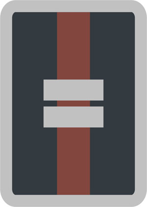 Dienststellungsabzeichen Gruppenführer Betreuung