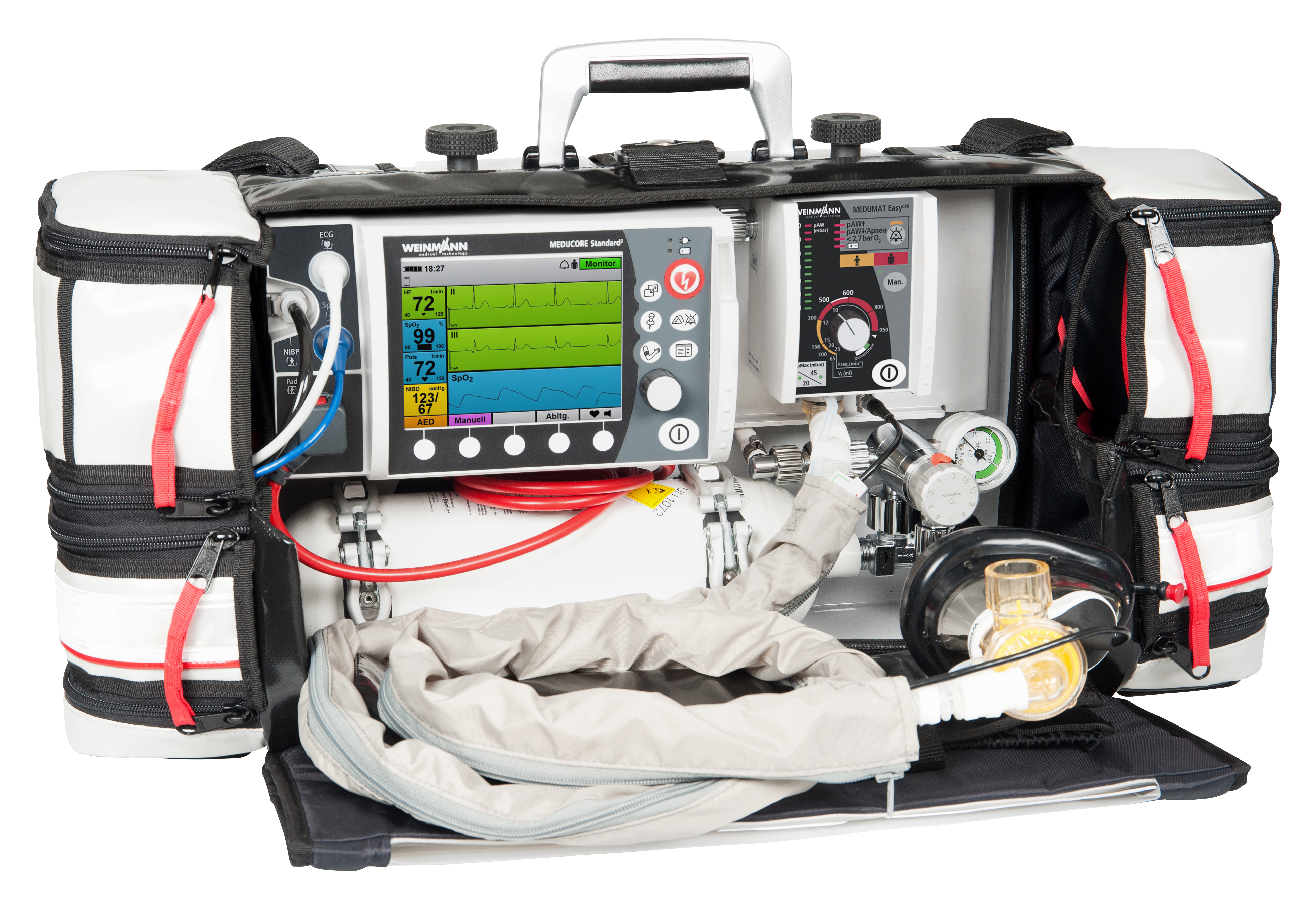 MEDUMAT Easy CPR mit MEDUCORE Standard²
