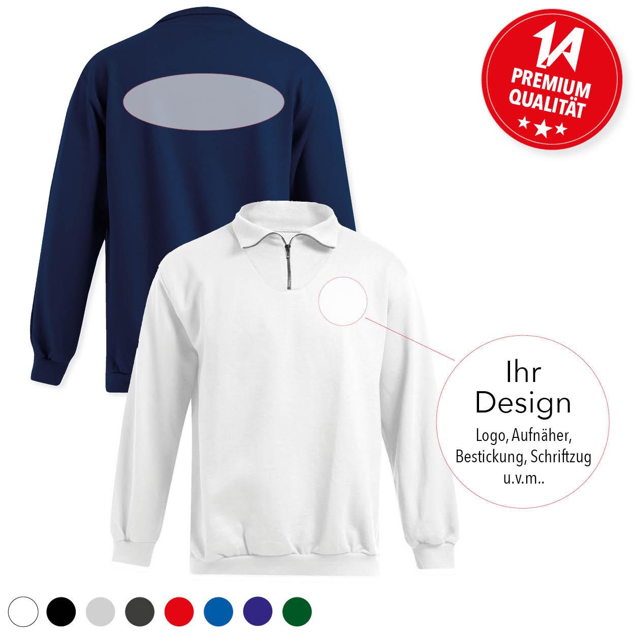 Troyer-Sweater - Individualisiert