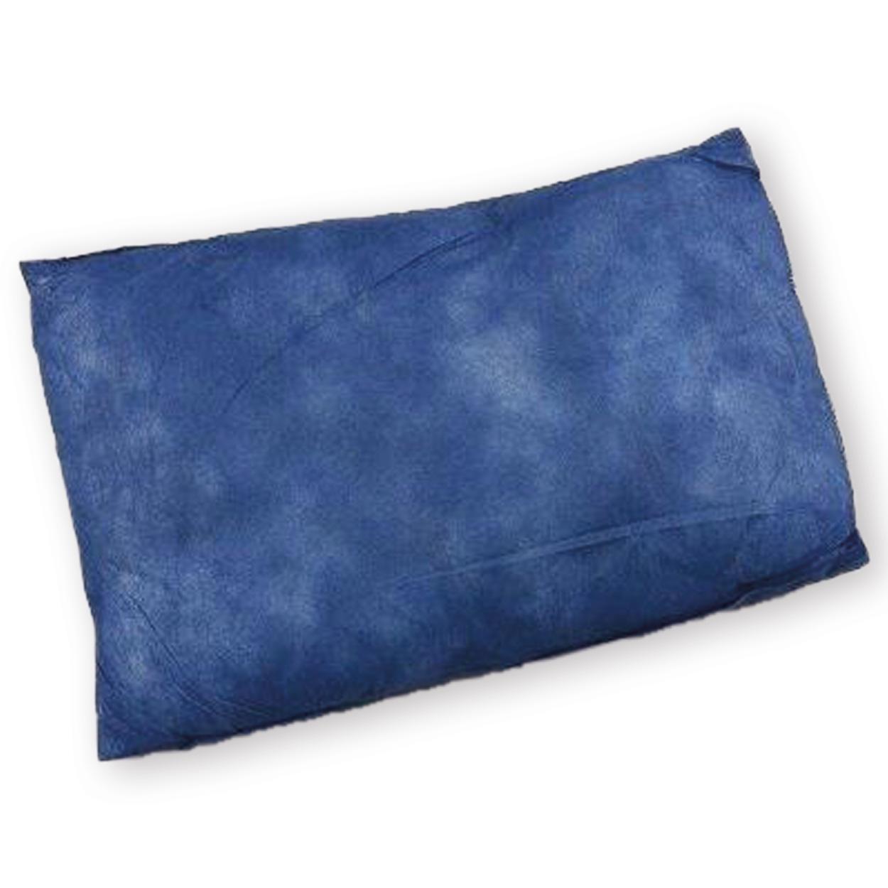 Einmalkissen, blau, 40 x 60 cm