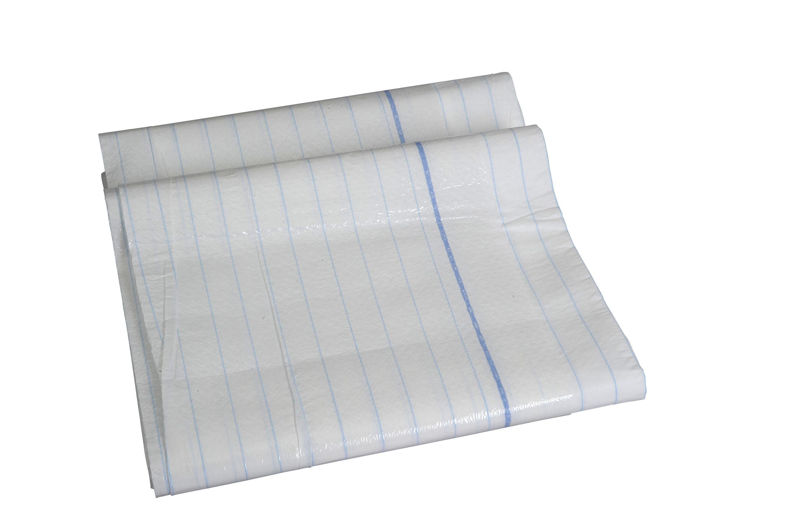 Trageschutzlaken 80 x 210 cm, Karton mit 100 Stück
