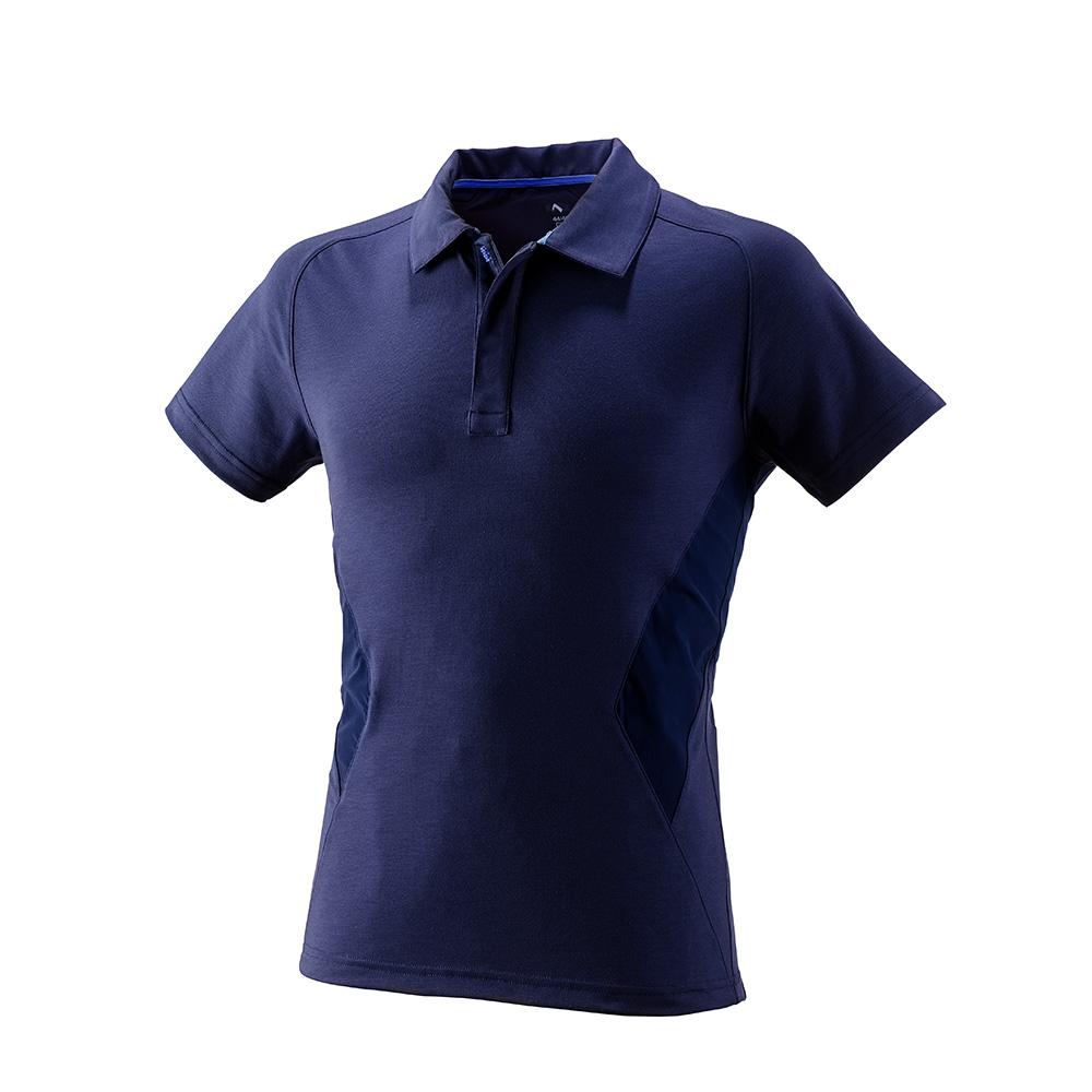 Pure Comfort Poloshirt navy