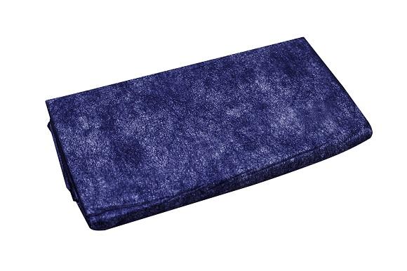 Einmaldecke 190 x 110 cm, 500 g in blau
