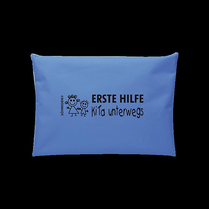 Erste-Hilfe-Tasche KiTa unterwegs blau