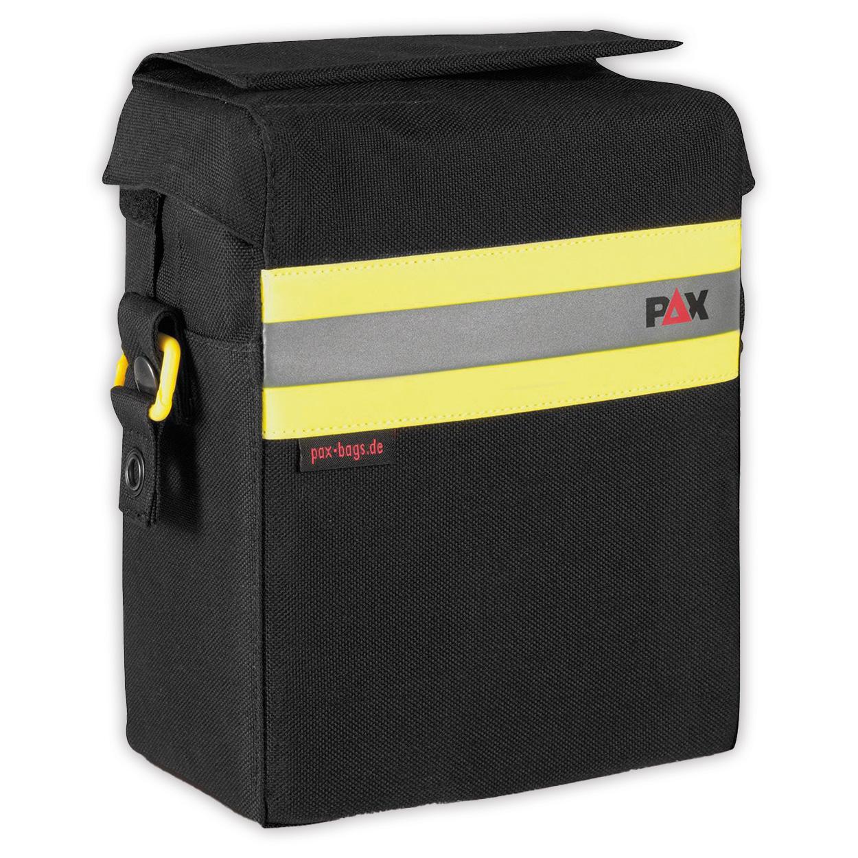 Brandfluchthaubenholster L firePAX - PAX-Dura in schwarz