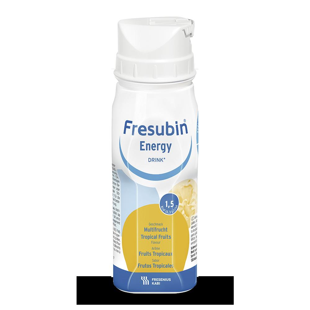 Fresubin Energy Drink Multifrucht, Trinkflasche 24 x 200ml