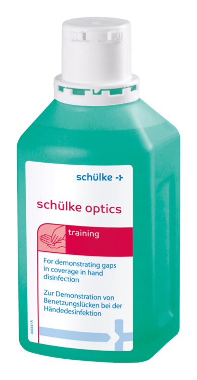 schülke optics lotion 500 ml Flasche