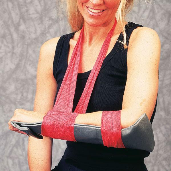 E-Bone Splint Universalschiene 100 x 11 cm in grau
