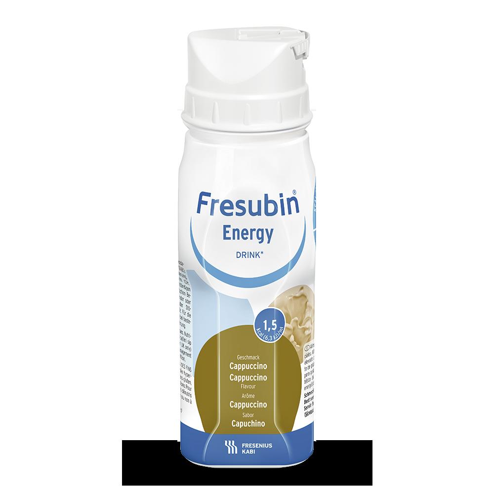 Fresubin Energy Drink Cappuccino, Trinkflasche 24 x 200ml
