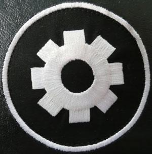 Fachdienstabzeichen Technik und Sicherheit