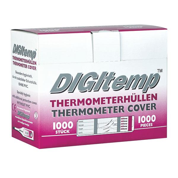 Thermometerhülle, ohne Gleitmittel