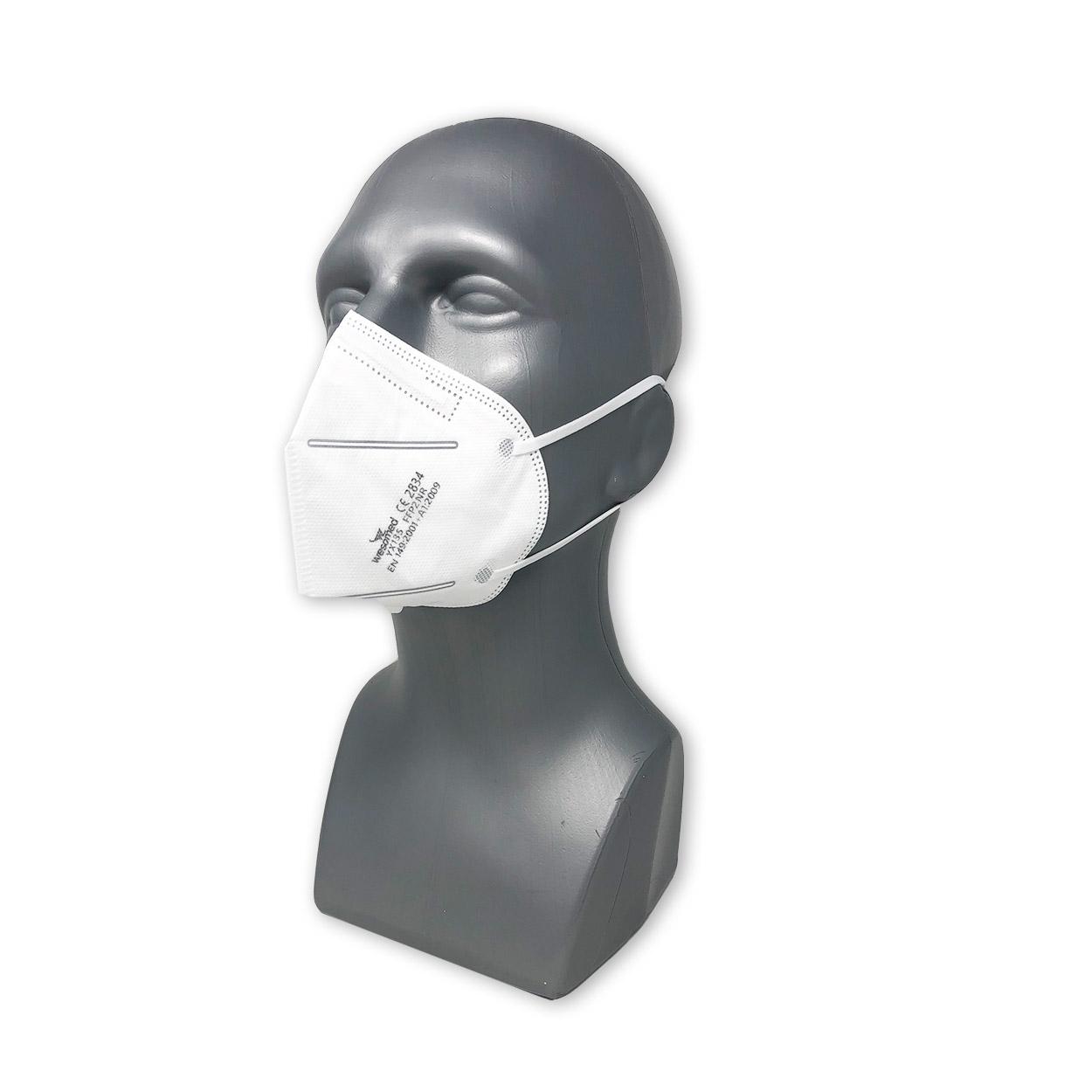 FFP2 Atemschutzmaske Weso-Med YX 135 - einzeln verpackt