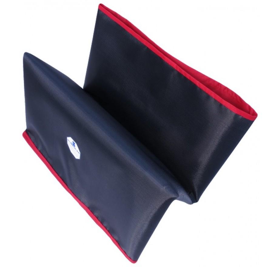 Rollboard, faltbar, 75 x 45 cm, schwarz, bis 200 kg belastbar