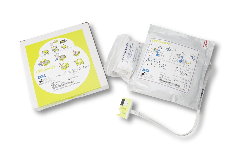 Elektroden, CPR-D padz, Zoll A