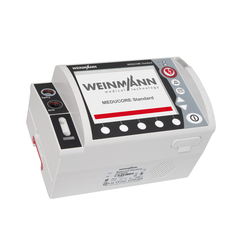 MEDUCORE Standard, Defibrillator