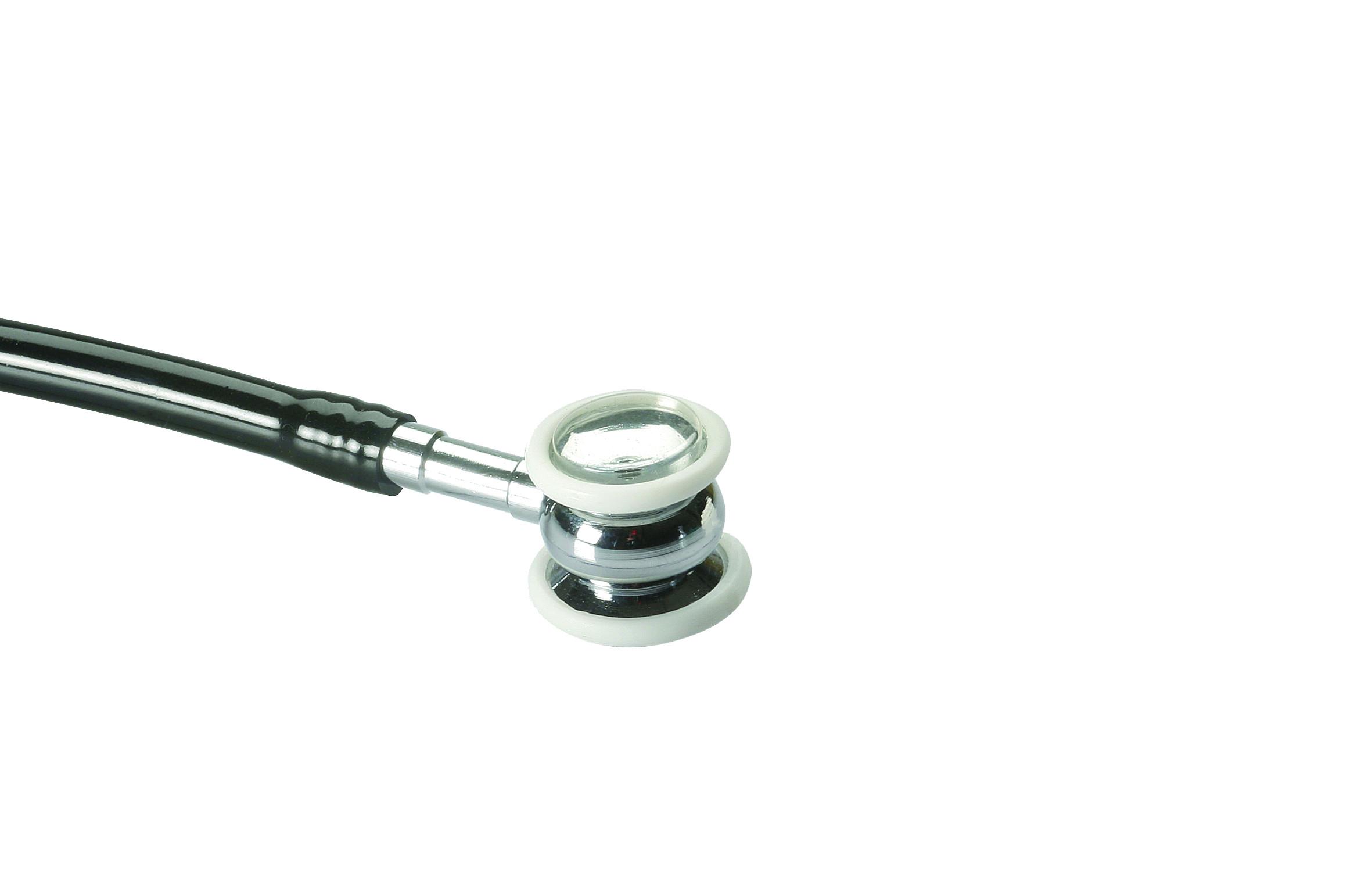 Stethoskop für Neugeborene in schwarz
