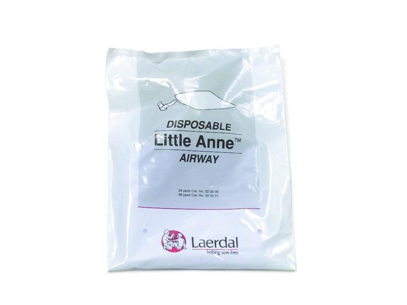 Einmal-Luftwege, für Little Anne, Packung â 24 Stück
