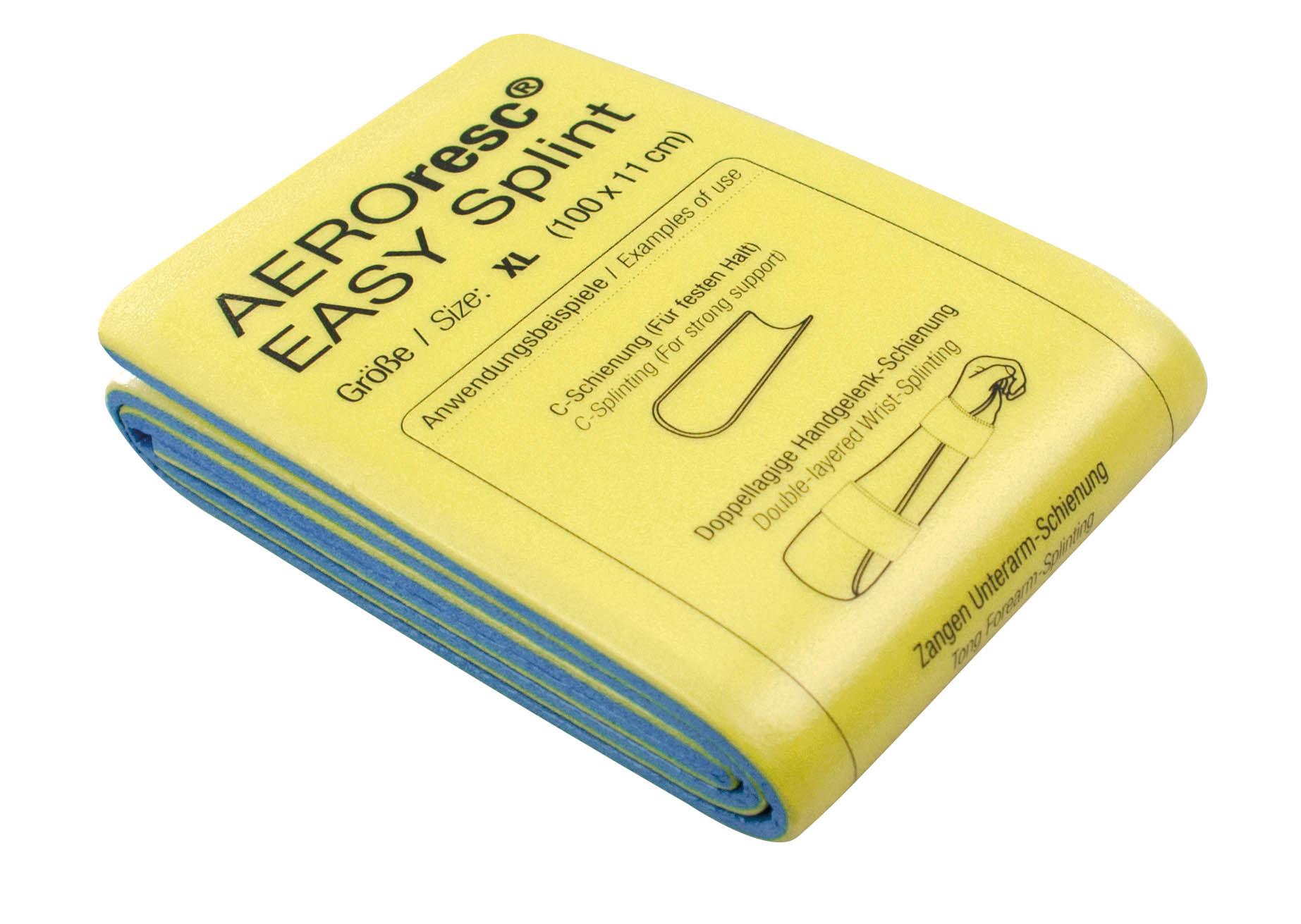 Easy Splint Universalschiene - Größe XL, gefaltet