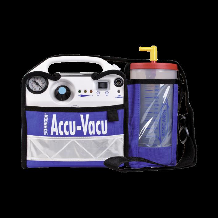 Accu-Vacu-Absauggerät incl. Netzladegerät