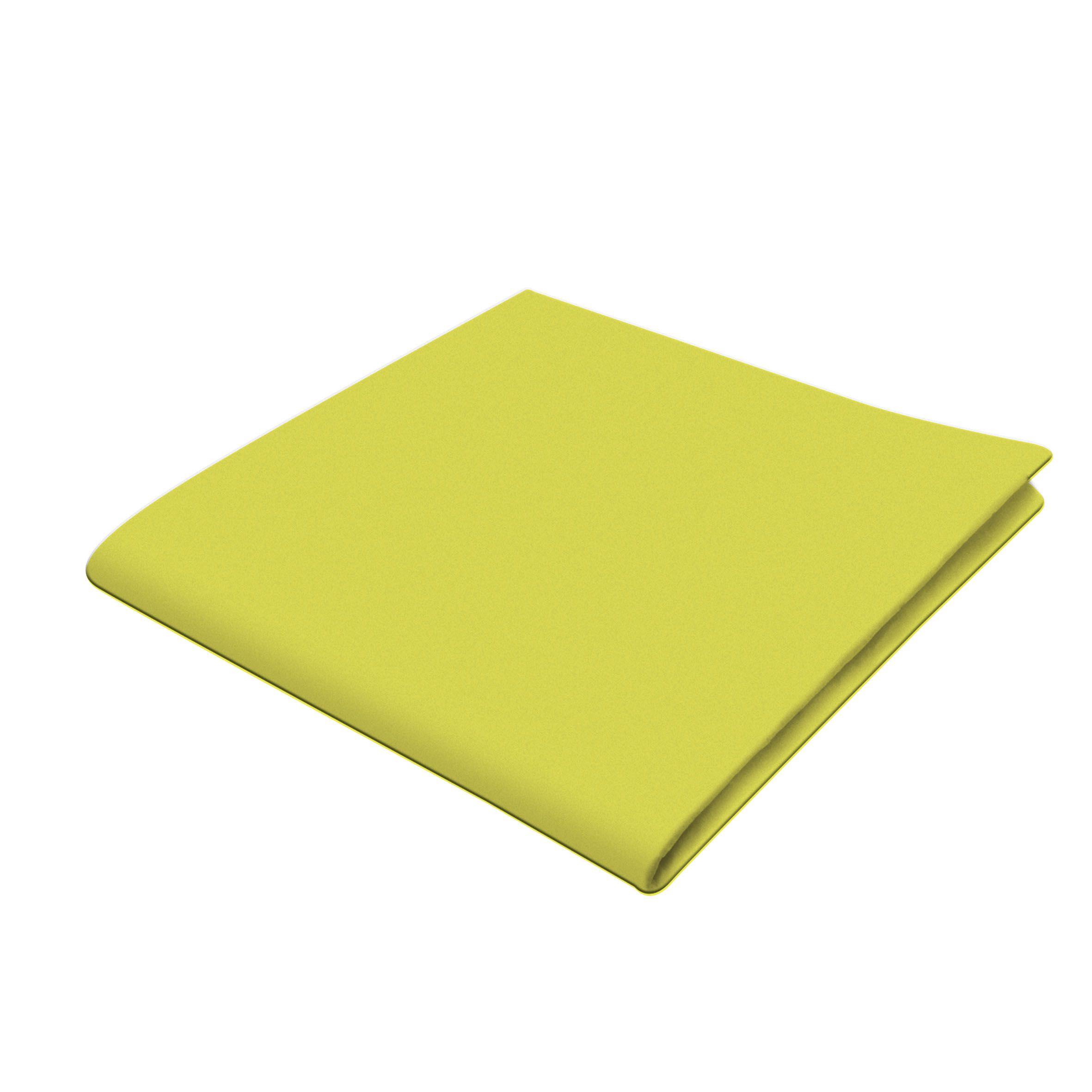 Desinfektions- und Reinigungstücher 40 x 40 cm in gelb, Packung á 10 Stück