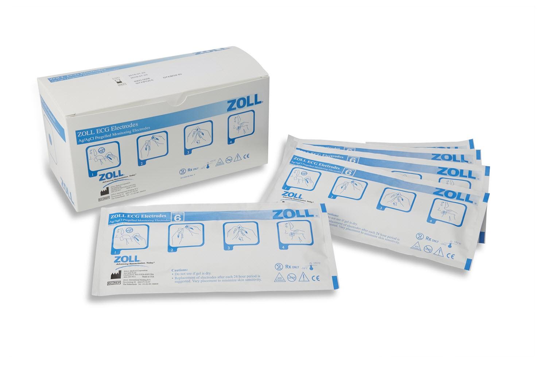 EKG Elektroden, 600 Stück