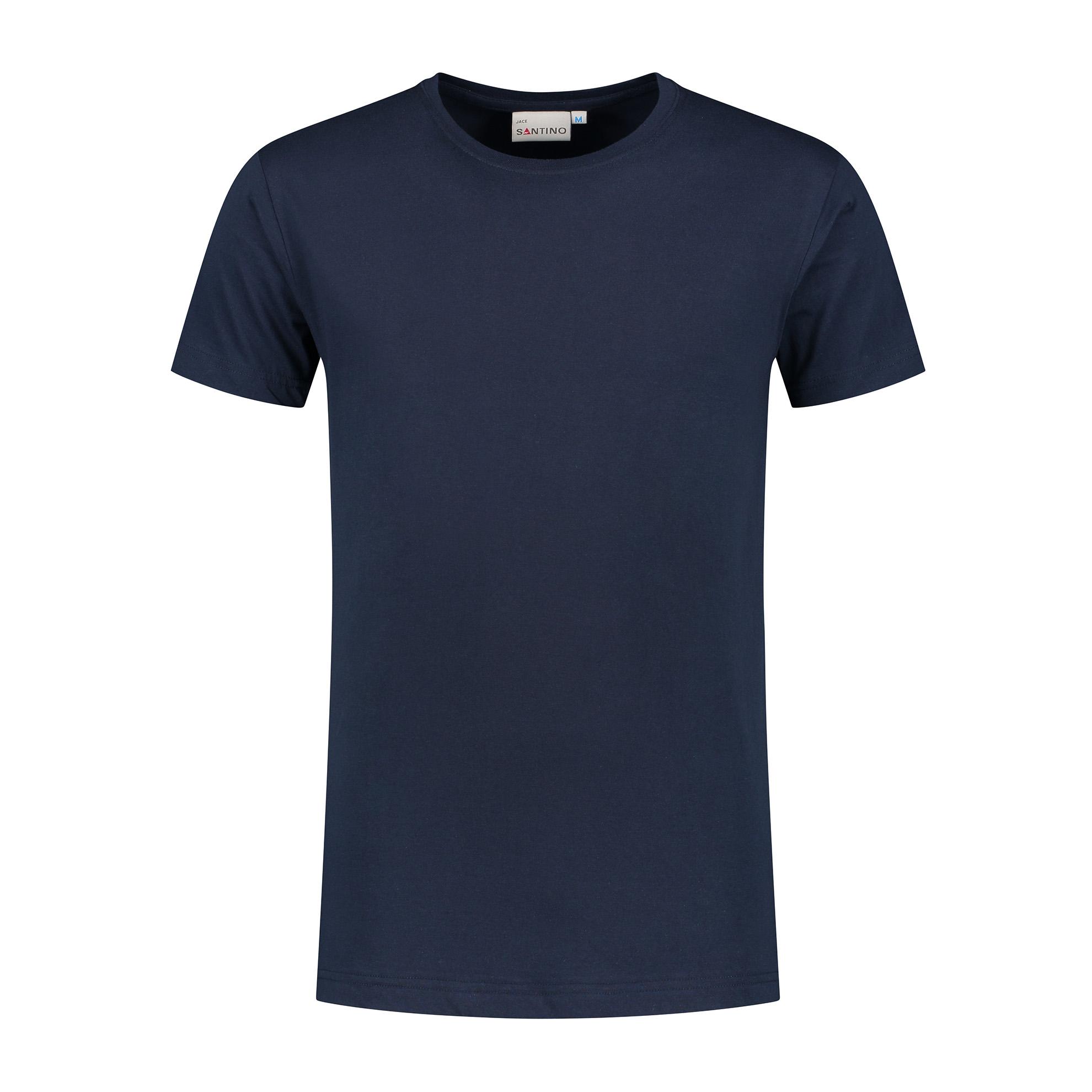 Santino T-Shirt Jace in Marineblau