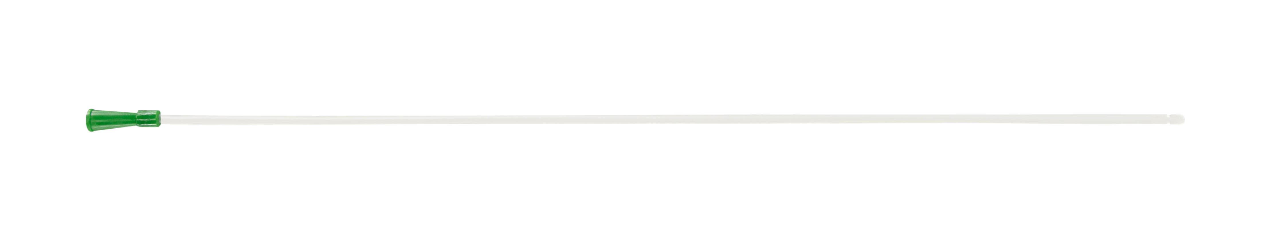 Absaugkatheter, CH 14, grün, gerade - 100 Stück