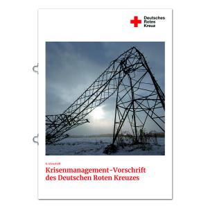 Krisenmanagement-Vorschrift des DRK (1 Stück)