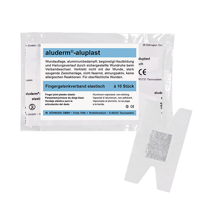 aluderm®-aluplast elastisch Fingergelenkverband  10 Stück