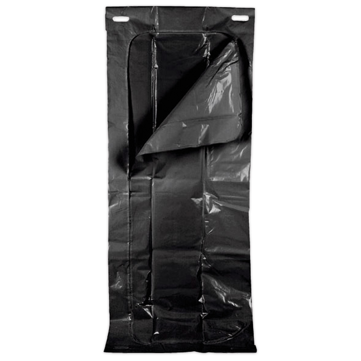 Leichenhülle Standard in schwarz, 234 x 90 cm
