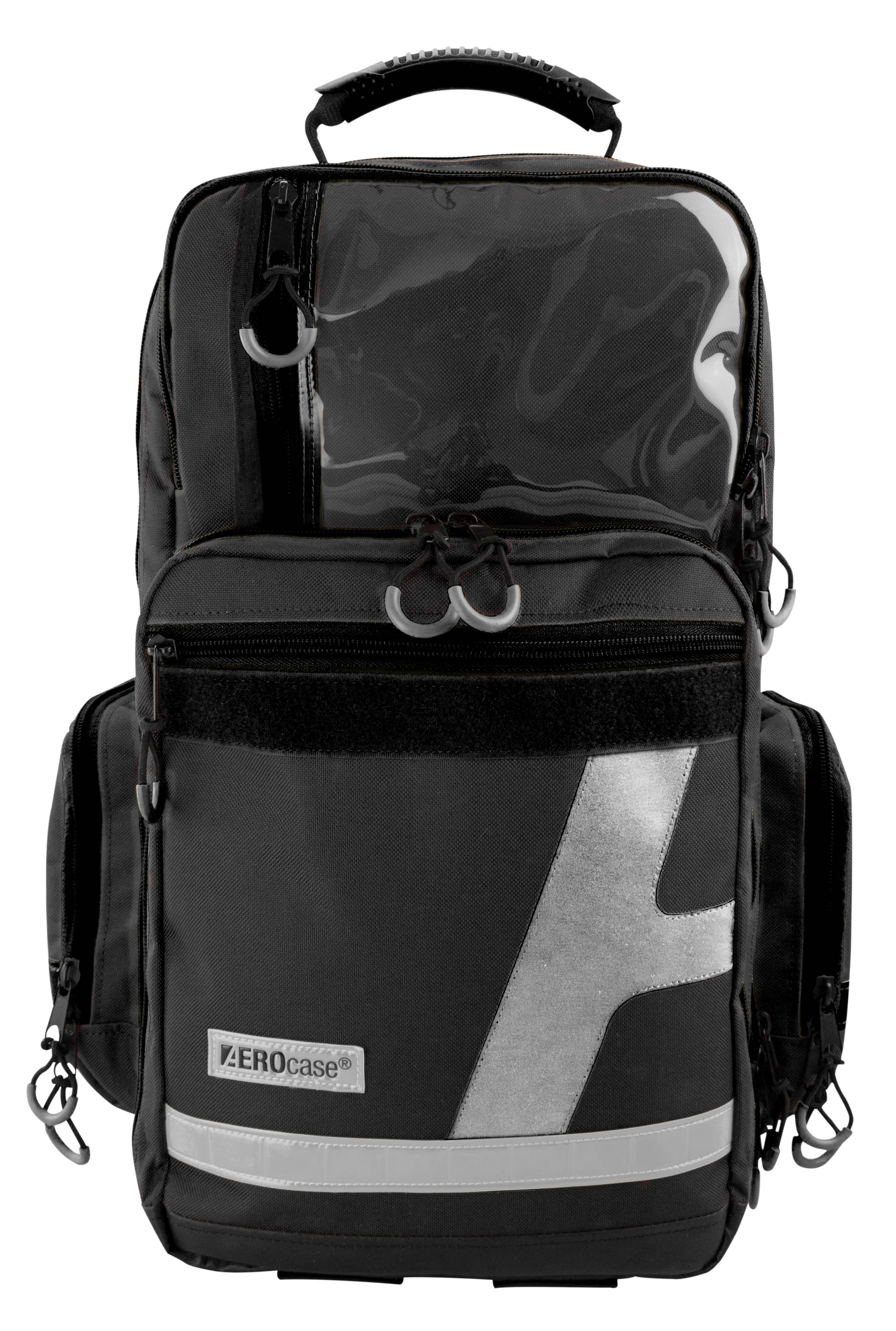 AEROcase Notfallrucksack large Pro1R PL1C Nylon in schwarz