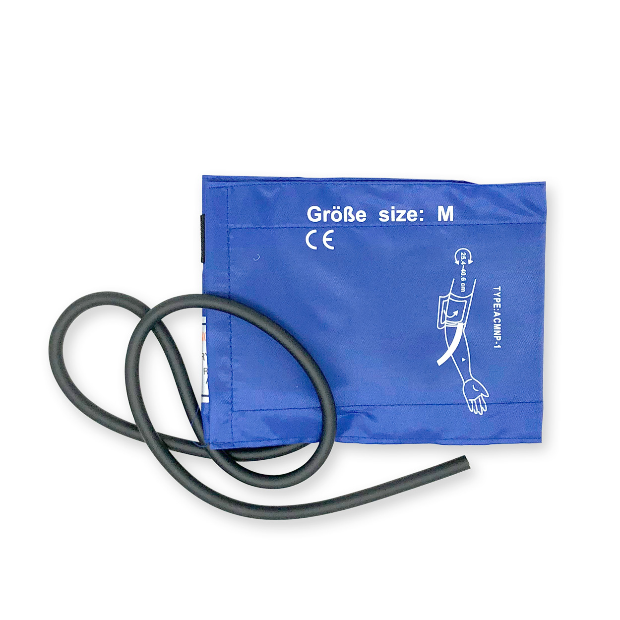 Blutdruckmanschette 25,4 cm - 40,6 cm für Erwachsene