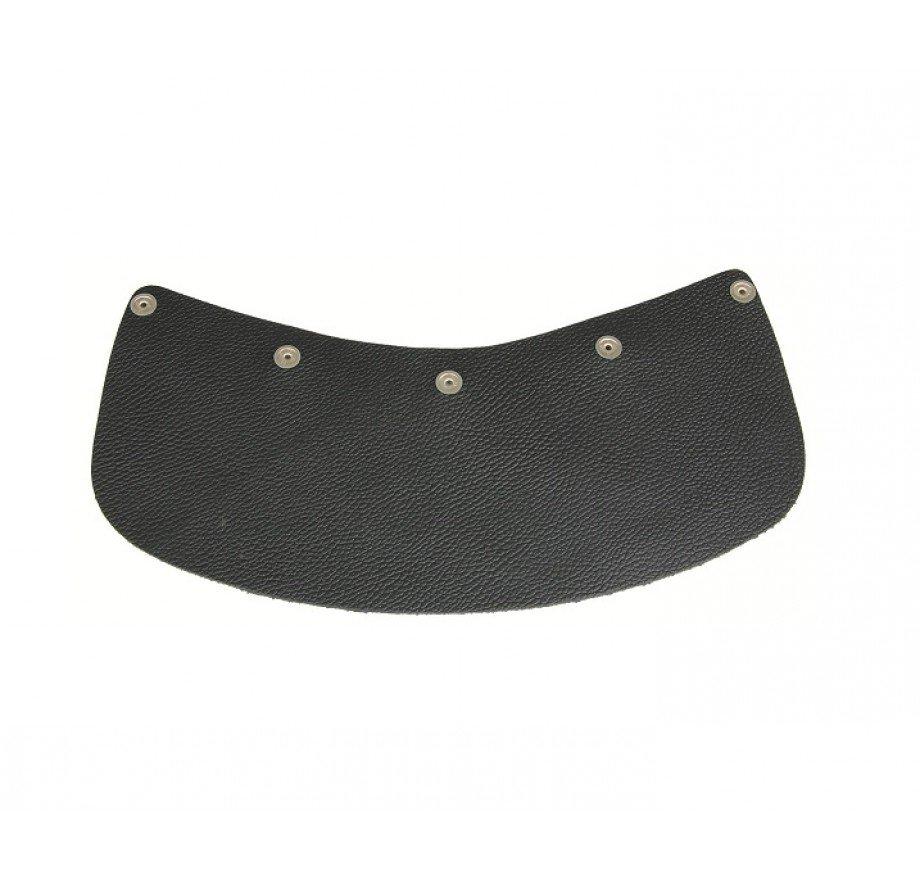 Nackenschutz aus Leder, 5 Punkt Fixierung