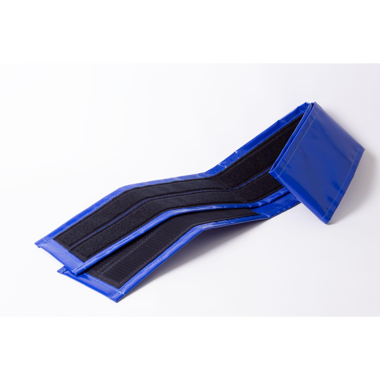PVC Patienten-Fixiergurt, breit (120 x 1800 mm) mit Klettverschluss