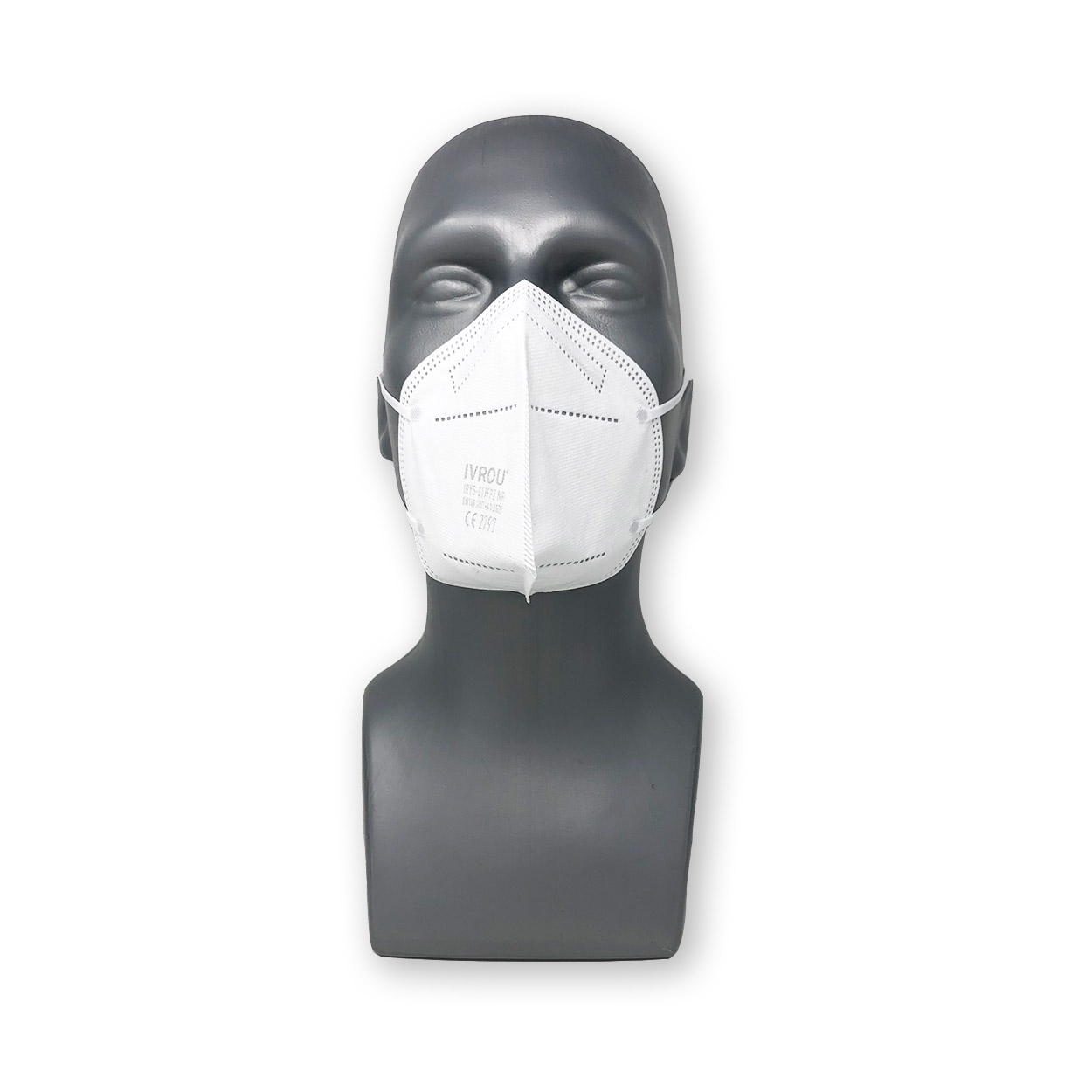 FFP2 Atemschutzmaske IVROU - Packung á 50 Stück