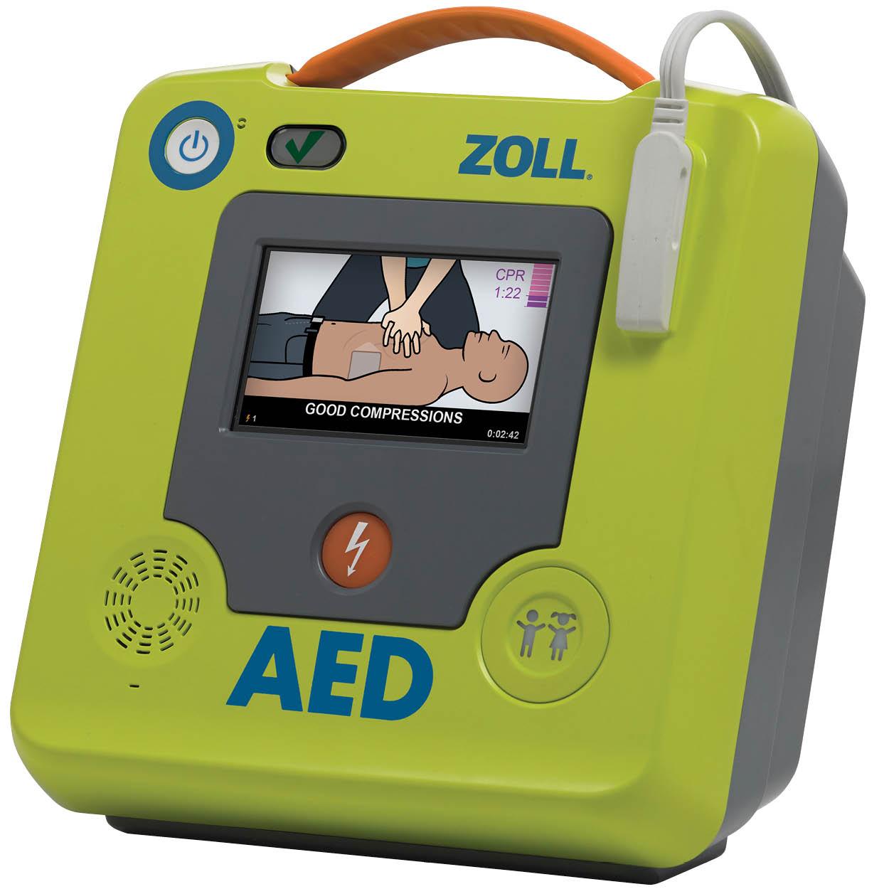 AED 3™ - Halbautomat