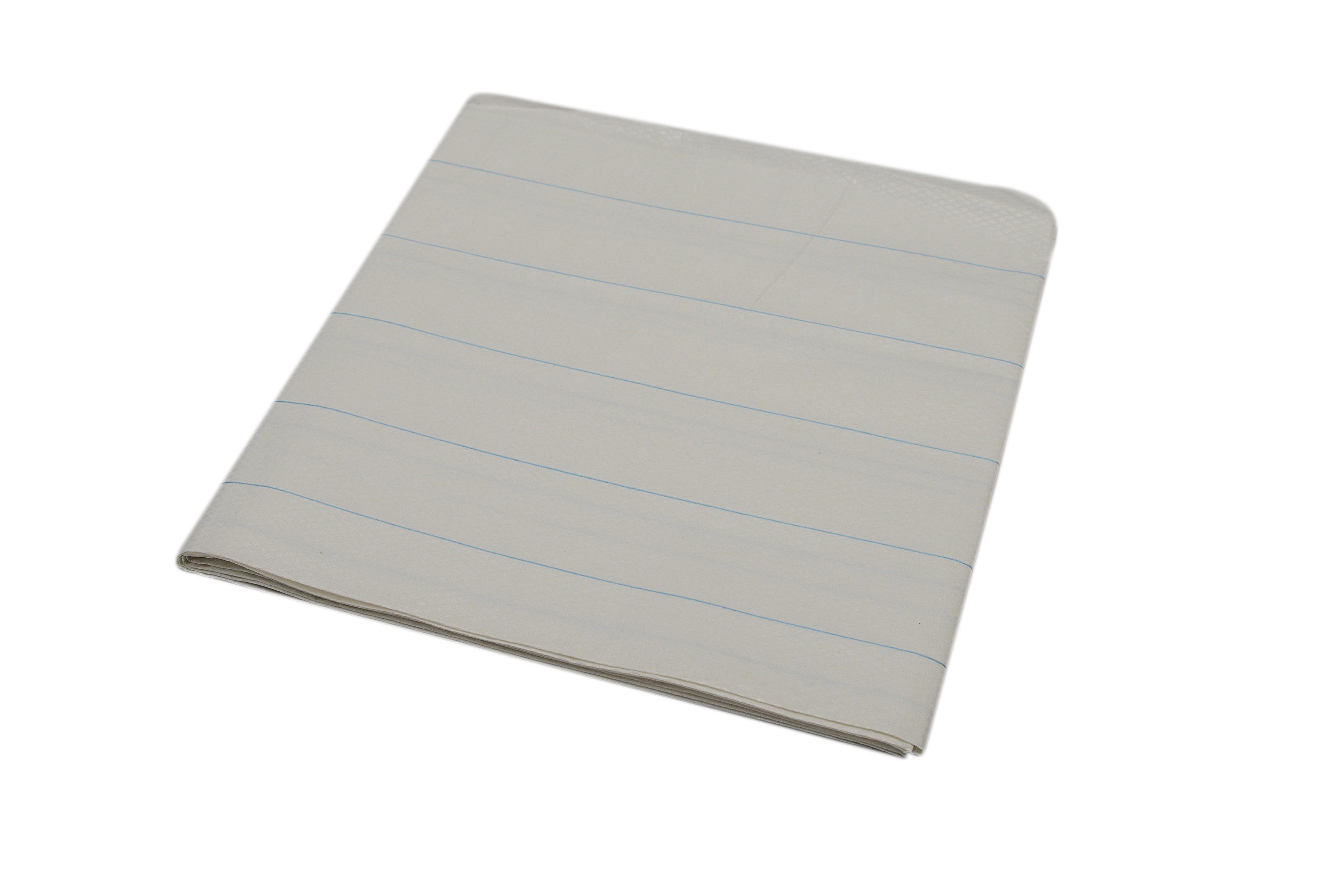 Einmallaken, weiß, 200 x 100 cm Karton à 100 Stück