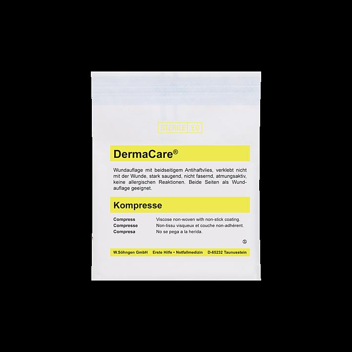 DermaCare® Kompresse einzeln 10 x 15 cm